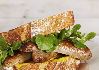 Sausage Sandwich Photographer Patricia Niven